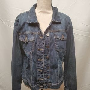 Kut from the cloth jean jacket XL